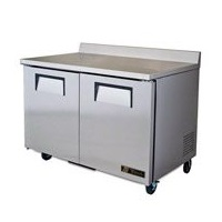 "True TWT-48 48""W Worktop Refrigerator"