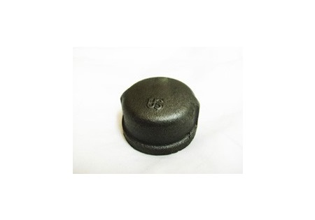Cast Iron Pipe Caps - Various Sizes