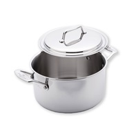 4 Qt Stock Pot with Cover