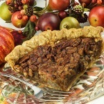 Pecan Pie with Coconut Crust
