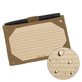 Index Card Wallet Kit