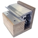 Heavy Duty Seismic Recessed Corner System