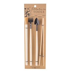 4-Piece Terrarium Tool Kit