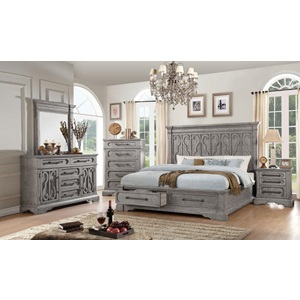 27097EK ARTESIA EASTERN KING BED