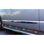 "2"" Chrome Body Side Molding - Profile 13"