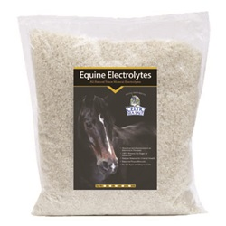 Equine Electrolytes Zip Lock Bag With Scoop (5 lb)