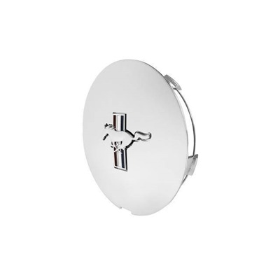 1990-93 Fox Body Mustang Chrome Hub Cap