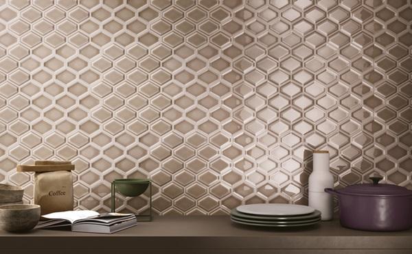 Tierra Sol Ceramic Tile Nova Hex