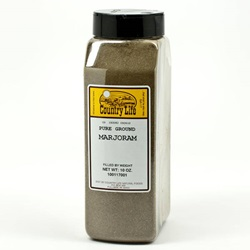 Marjoram, Ground - 10 oz