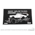 Mustang Chassis Assembly Manual