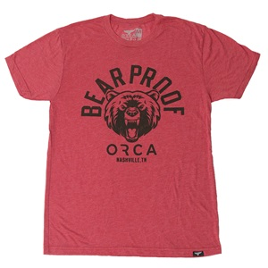 BEAR PROOF RED HEATHER