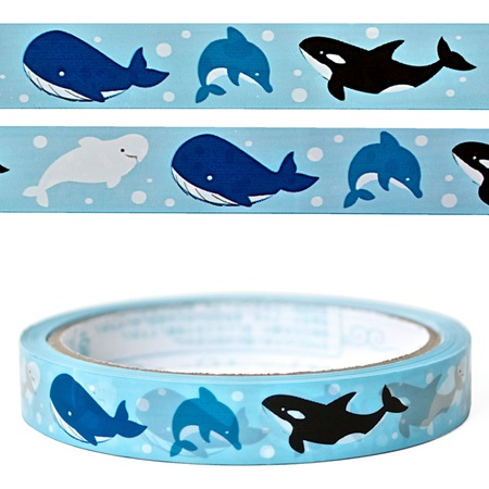 Marine Animals Vinyl Tape