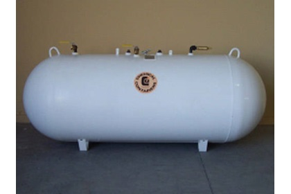 Chemical Containers Telone 250 Gallon Tank