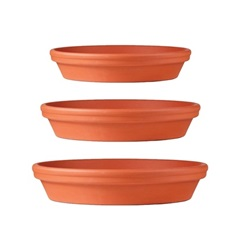 Waterproof Clay Saucer