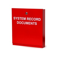 SRD System Record Documents Box