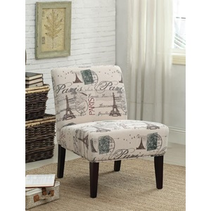 96227 ACCENT CHAIR PARIC W POSTAGE