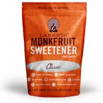 Lakanto ® Monkfruit Sweetener White 1.75 Pound Bag