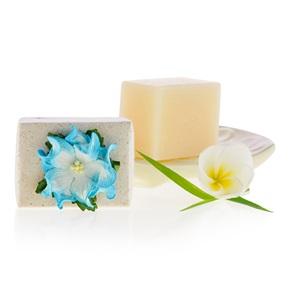 Pure Fiji Luxury Mini Soap in Handmade Paper