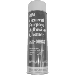 3M General Purpose Adhesive Cleaner Spray