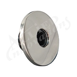 AIR INJECTOR PART: LARGE FACE WITH STAINLESS ESCUTCHEON