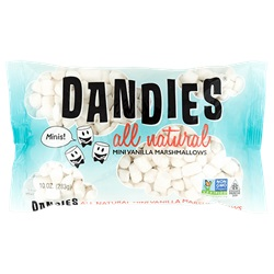 Dandies Vegan Marshmallows (Mini) - 10oz