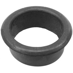 Trunk handle grommet