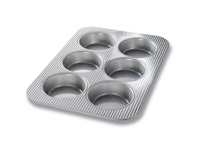 Mini Round Cake Pan - 6 Well