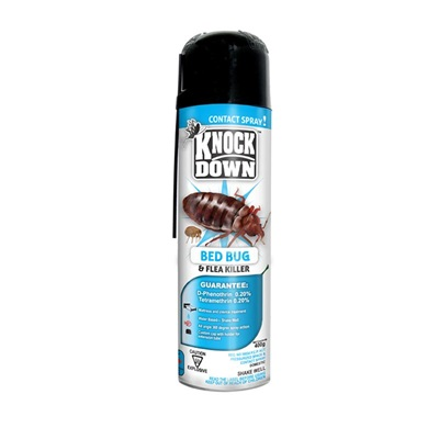 Knock Down Bed Bug Killer