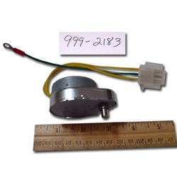 ASSY MOTOR W/CABLE  9RPM SPB