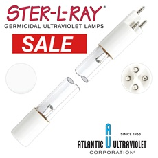 Replacement UV Lamp for R-Can / Sterilight S36RL