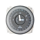 TIME CLOCK: 24V, SPDT, 60HZ, 24 HOUR