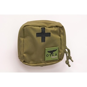 First Aid Kit Desert Green