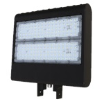 LED FLOOD - 100W - 5000K - NO MOUNT - COMMERCIAL LED