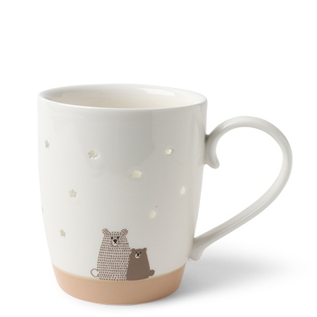 Mug Under The Stars Brown Bears