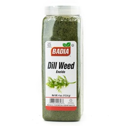 Dill Weed, Whole
