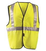 Premium Flame Resistant 5-PT Break-Away Solid Vest