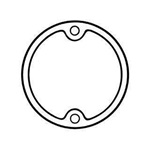 Backup Lamp Lens Gasket