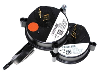 "Pressure Switch - 0.70""/1.00"" Open/Close"