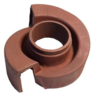 "4"" Water Pump Whorl Case"