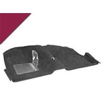 65-68 Coupe Molded Carpet Kit (Maroon)