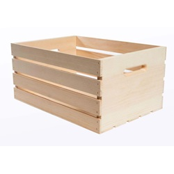 Regular Wood Crates