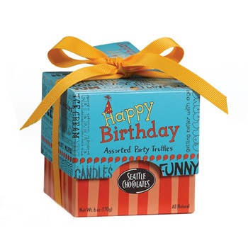 Happy Birthday Gift Box (6 oz)