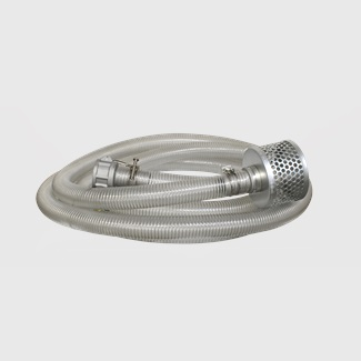 HOSE SET, SUCTION 25FT 2""