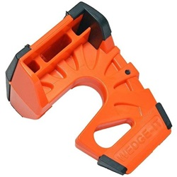 Wedge-It Door Stop - Orange