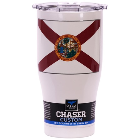 Florida State Flag Chaser 27Oz