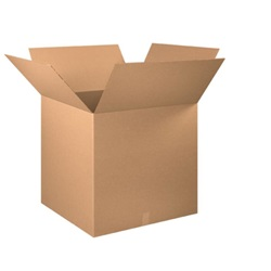 30 X 30 X 30 ECT32 CORRUGATED CARTON, 5/BD OR AVAILABLE INDIVIDUALLY