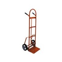 Wesco 136RN-H Heavy Duty Hand Truck with Twin Handle