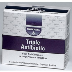 TRIPLE ANTIBIOTIC OINTMENT 25-PACK DISPENSER