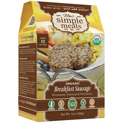 Kim's Simple Meals, Breakfast Sausage Mix - 7oz