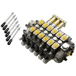 VALVE,6 SPOOL ML LH/3AIR HYD